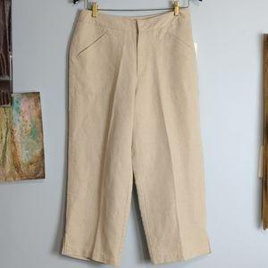NWT Lizwear Audra Jeans from Liz Claiborne Size 10